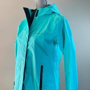 Vineyard Vines Rain Jacket - Tiffany Blue